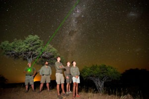 Ecotraining stargazing