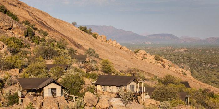 Erongo Wilderness View