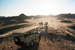 Hoanib Valley Camp Sundowner