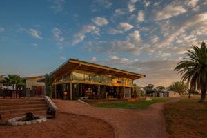 Kalahari Anib Lodge Main Area