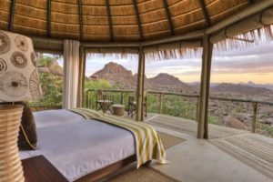 Mowani Mountain Camp Room Interior Bedroom