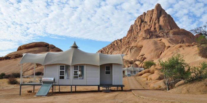 Spitzkoppen Lodge Exterior