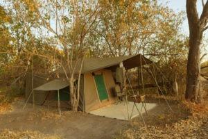 Wilderness tents