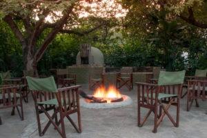bayete vicfalls fireplace