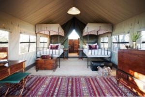 camp kalahari twin tent