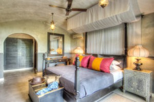 chobe game lodge standard room interior