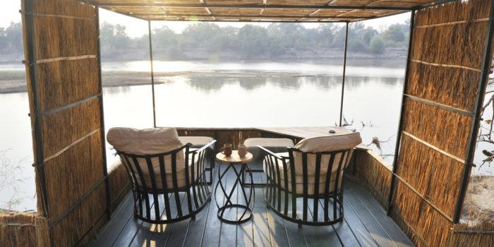 kaingo camp private deck