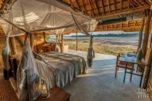 kakuli camp bedroom river view