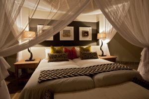 klaserie sands interior bed