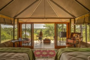 meno a kwena twin room view