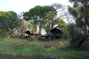 mutemwa lodge zambezi tents
