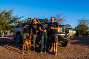 namibia fat bike happy team