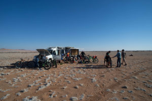namibia fat bike prep