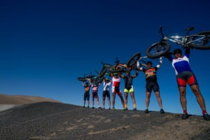 namibia fat bike victory