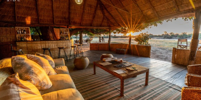 nsolo camp lounge view