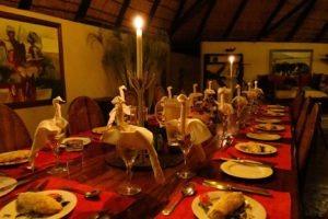 nxamaseri island lodge dining