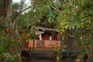 nxamaseri island lodge tent