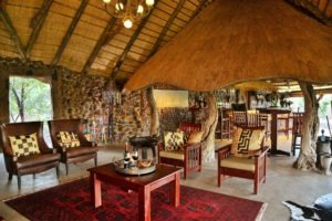 wild track eco lodge lounge