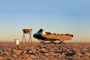 Makgadikgadi Botswana horse riding sleepout under stars