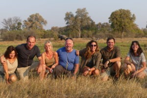 Safari Gesa and Frank Group