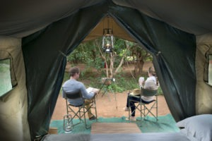 Pafuri Makuleke Kruger National Park Camping Tent