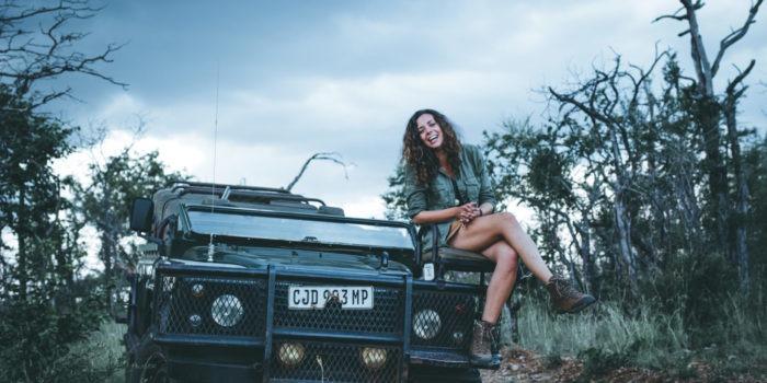 South Africa Training Gesa Landrover