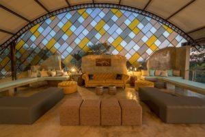 chobe pangolin hotel lounge
