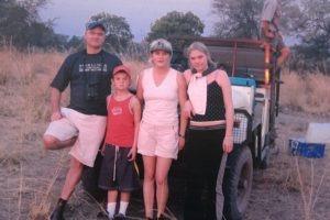 family album safari zambia