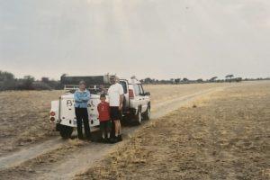 family album self drive safari