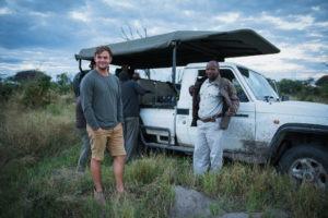 frank okwa khwai botswana