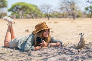 gesa meerkat chat botswana