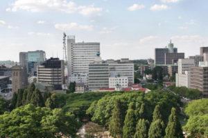 harare city zimbabe