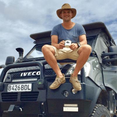 safarifrank team frank steenhuisen