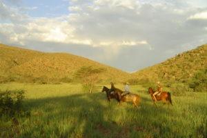 tswalu kalahari horse riding