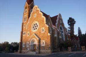 windhoek namibia church
