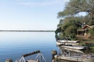 zambia lower zambezi chongwe boating safari