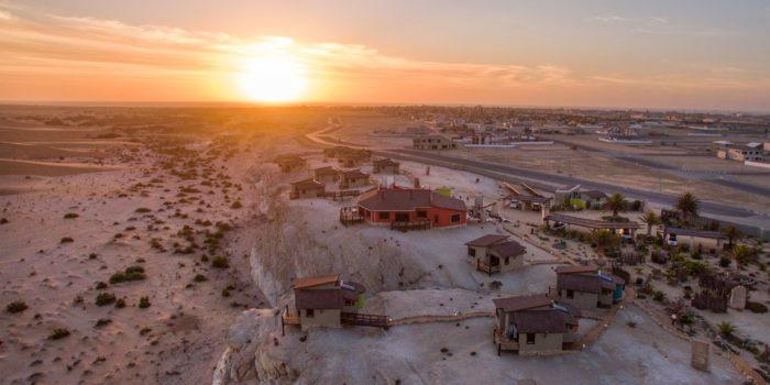 Desert Breeze Sunset
