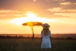 jason tanzania photo emilie sunset