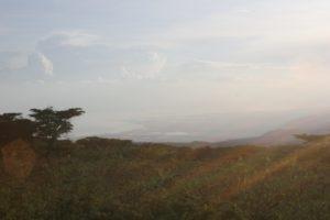 mysigio camp tanzania view