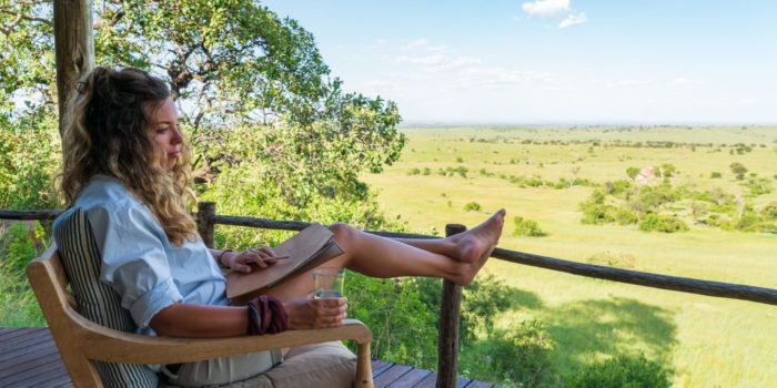 lamai serengeti room view 1