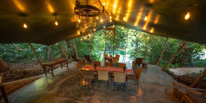 ngare sero mountain lodge private dining