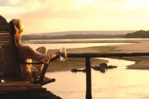 sand rivers selous guest drinks