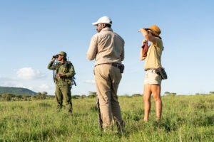 wayo walking camp serengeti viewing