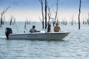bumi hills safari lodge boating