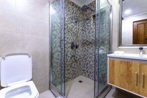 hotel number 5 bathroom