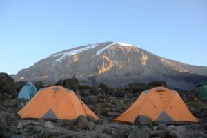 kilimanjaro climbing mountain