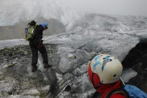rwenzori trekking uganda climb 1