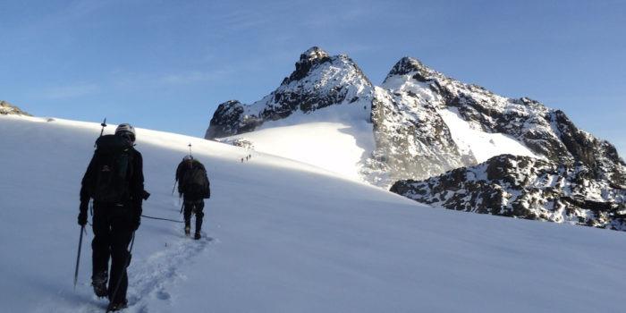 rwenzori trekking uganda summit climb 1