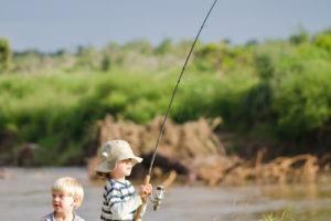 Boys fishing small