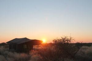 Kalahari Horse Safari camp 2